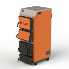 Твердотопливный котел КГУ-40 базовая комплектация