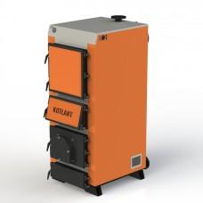 Твердотопливный котел КГУ-50 с механическим регулятором тяги