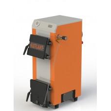 Твердотопливный котел КН-12,5 с механическим регулятором тяги