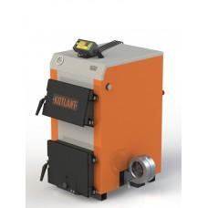 Твердотопливный котел КН-15 с электронной автоматикой и вентилятором