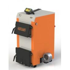 Твердотопливный котел КН-18 с электронной автоматикой и вентилятором