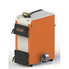 Твердотопливный котел КН-24 с электронной автоматикой и вентилятором