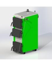 Твердотопливный котел KO-14-ЗД с механическим регулятором тяги