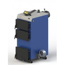 Твердотопливный котел M-16 с электронной автоматикой и вентилятором