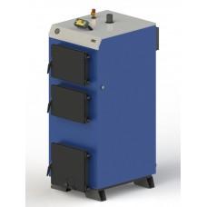 Твердотопливный котел M-50 с электронной автоматикой и вентилятором